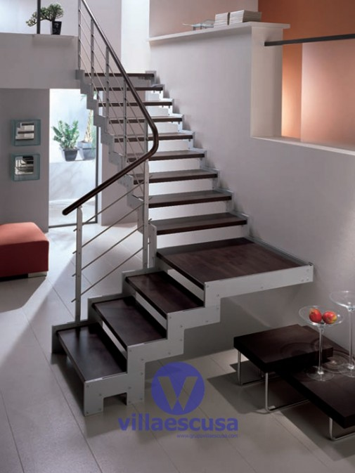 Escaleras villaescusa - Medidas de escaleras interiores ...