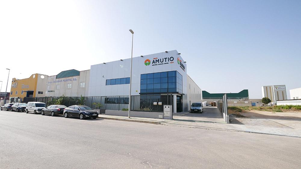 Grupo Villaescusa amutio obra contruccion nave industrial el jimenado empresa de contruccion murcia alicante 8