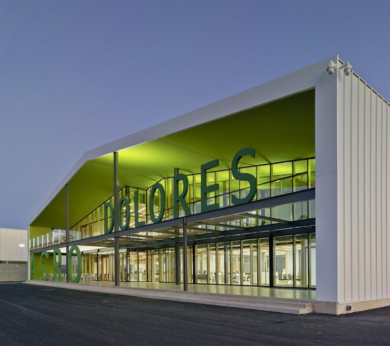 Nuevas instalaciones de Agrodolores en El Jimenado